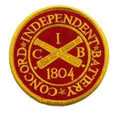 Concord Independent Battery patch Logo